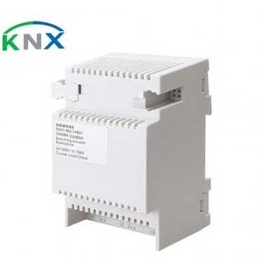 SIEMENS KNX Actionneur de commutation 3 sorties - module d'extension 10A