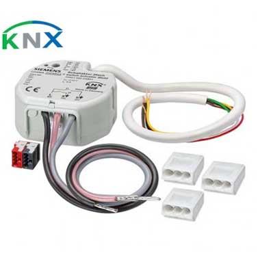 SIEMENS KNX Actionneur de commutation encastré 2 entrées / 2 sorties 6A