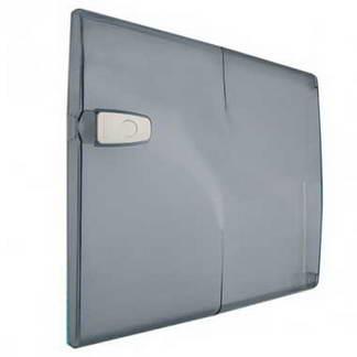 SIEMENS Porte transparente pour tableau électrique 1 rangée 13 modules