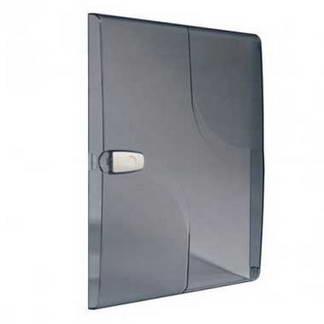 SIEMENS Porte transparente pour tableau électrique 2 rangées 13 modules