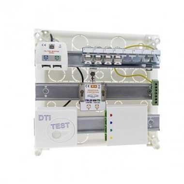 SIEMENS Coffret de communication Grade 2TV - 4RJ45 avec DTIO