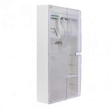 SIEMENS Coffret de communication Grade 3TV - 8RJ45 avec DTIO et emplacement box