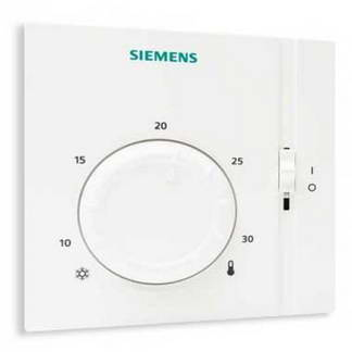 SIEMENS Thermostat d'ambiance analogique non programmable - RAA31
