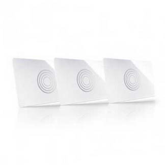 SOMFY Lot de 3 cartes pour serrure connectée - 2401401