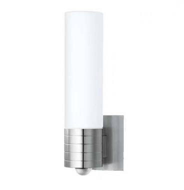 STEINEL Luminaire extérieur LED L260 à détection 230V 8,6W 700lm acier - 007874