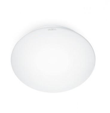 STEINEL Hublot intérieur et extérieur LED RS 16 LED à détection 230V 9,5W 940lm 4000°K blanc - 008383