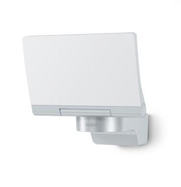 STEINEL Projecteur extérieur LED XLED Home 2 SL 230V 14,8W 1184lm 4000°K argent - 033101