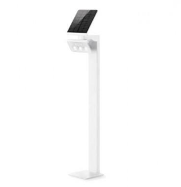 STEINEL Luminaire solaire LED Xsolar GL-S à détection 1,2W 150lm 4000°K blanc - 671204