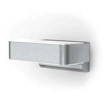 STEINEL Luminaire extérieur LED L 810 iHF à détection 230V 12,5W 612lm argent - 671310