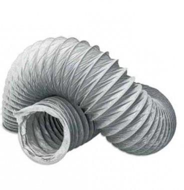 Gaine VMC souple en PVC L6m D125mm - 60012506
