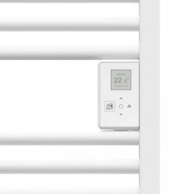 THERMOR Riva 4 Sèche-serviettes blanc satin avec soufflerie 1500W - 471558