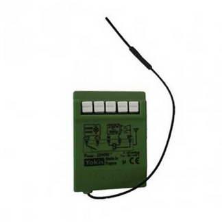 YOKIS Power Télérupteur 10A 500VA micro-module encastré radio - MTR2000ERP