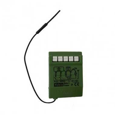 YOKIS Power Micromodule radio volet roulant 2A 250VA encastré - MVR500ERP
